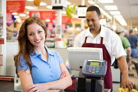 Retail in-store merchandising and marketing platform